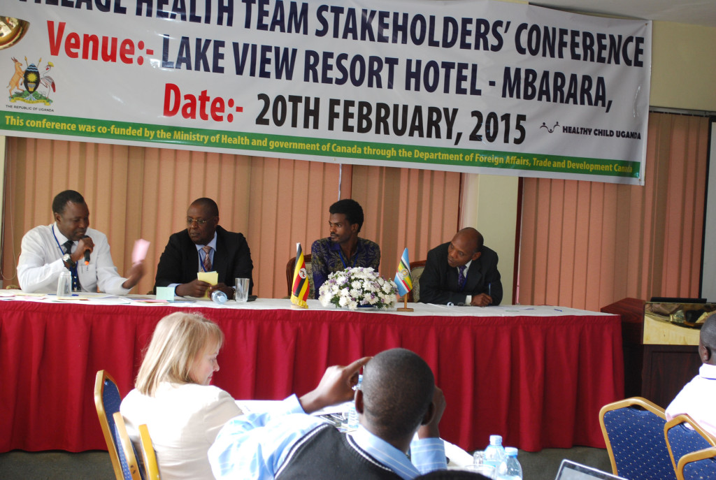 Proceedings at VHT Stakeholder Conference