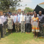HCU East African Leaders MNCH Training