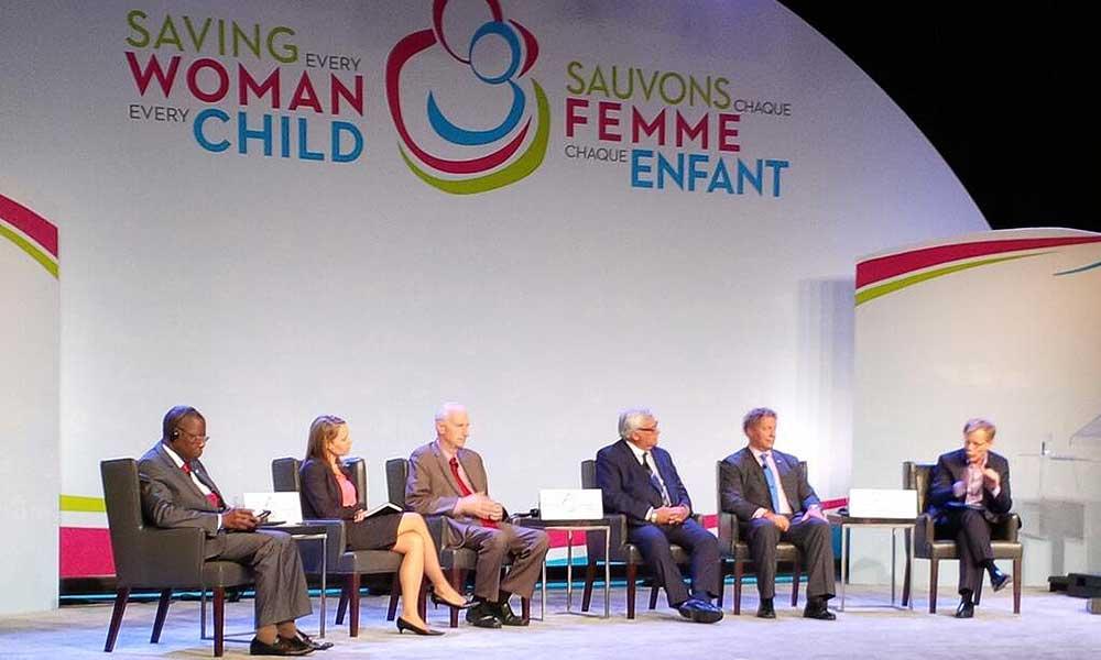 Saving Every Woman Every Child
