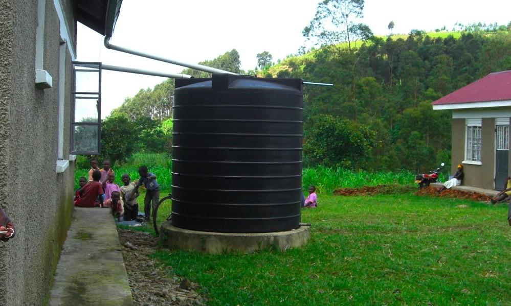Godel water tank